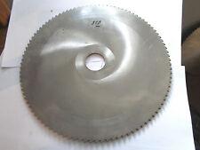Scheibenfräser , Metall- Kreissägeblatt  310 x 3 mm , 100 Zähne , HSS , Werkö