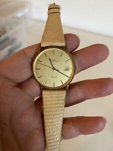 Champ De Coeur Uhr 333 Gold Quarz Durchmesser 3,2cm