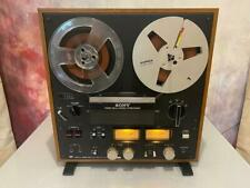 More details for sony tc-399 reel to reel working well and sounding lovely (may need new idler)