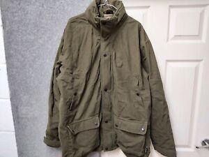 Jack Pike Extra Large Green Hunting Fishing Coat Jacket