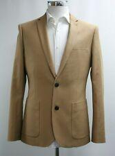 Herren Penguin Slim Fit Sandy Beige Blazer (38r)... - 5641