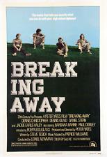 Breaking Away American Bicycle Movie Poster