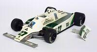 Western Models 1/24 Scale Built Kit - WF3 Saudia Williams FW07 F1 Car