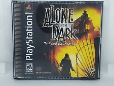 Alone In The Dark The New Nightmare Ps1 Replacement Case No Disc