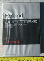 Roland SYS-503 Director-S Sequencing System for Roland S-50 - RARE