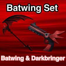 Murder Mystery 2 MM2 Batwing Set - Batwing & Darkbringer - Quick