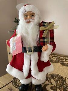 Christmas Santa Decoration Ornament Xmas Standing Red Figure 40cm🎄