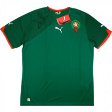 Morocco Home 2010 - 2011 Shirt / Jersey Size XL