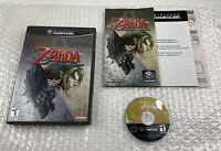 The Legend of Zelda: Twilight Princess (Nintendo Game Cube) Complete Authentic