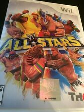 WWE All Stars (Wii)  Complete FREE SHIPPING