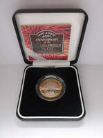 1994 - 2018 Silver Proof Piedfort £2 Two Pound Royal Mint cased + COA FREE UK pp