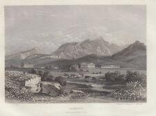 1840 Paestum bulino Frommel