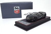 #F025-04 - FrontiArt GTA Spano - Black - 1:43