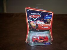 DISNEY - PIXAR - CARS - LIGHTNING MC QUEEN - SUPERCHARGED - OKAY CARD - NEW