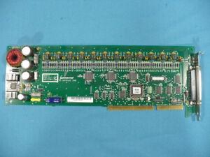 Inter-Tel 520-2212 VC 826-5230-3 DKSC12 ISA Board Digital 12 Port Station Card