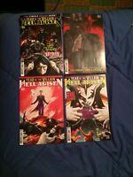 YOTV Hell Arisen #1-4 Full Set 1st Punchline 2nd Print Variant [DC Comics, 2020]