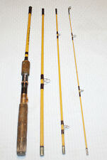 """Wright McGill Eagle Claw Packmaster Trailmaster 7' 6""""  Fly / Spin Fishing Rod"""