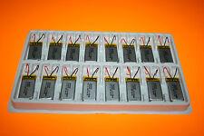 2 Batterie Li-Polymer 3,7 v 450 mAh SOUTHTOP hélicoptère mp3 telephone radio...