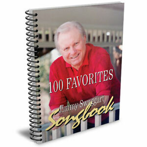 SONGBOOK, 100 FAVORITES - Jimmy Swaggart