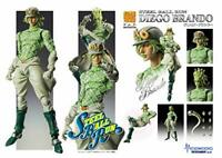 DIEGO BRANDO JOJO Super Action Statue 155mm action Figure Anime from JAPAN