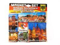 Nuremberg Dürer Casa Germany Conjunto de Imán Recuerdo, 6 Piezas Nuevo