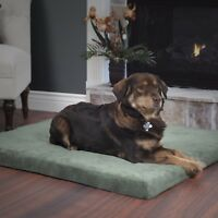 PAW Orthopedic Super Foam Pet Bed - Forest - Large 27 x 36 inches