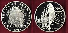 100 FRANCS  ARGENT  1994  JAVELOT  ø 40 mm , 33,60 Gr  FLEUR DE COIN