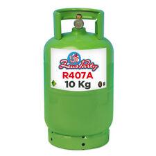 R407A GAS REFRIGERANTE 10 KG BOMBOLA RICARICA CONDIZIONATORE