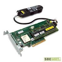 HP Smart Array P400 SAS RAID w/ 512Mb & Battery Backup (SP#: 447029-001)