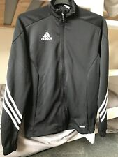 Adidas Mens Zip Up Hoodie (small)