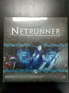Android: Netrunner the Card Game - Original Core Set (New and Sealed)