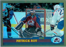 2002-03 Chrome ROY Reprints Refractor #23 Avalanche 99-00 O-Pee-Chee OPC Topps