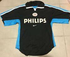 Vtg PSV EINDHOVEN 2000/2001 Sz M Rommedahl #19 AWAY FOOTBALL SOCER SHIRT JERSEY