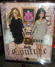 Barbie doll Juicy Couture Beverly Hills G&P Gold Label 2008 NRFB CODE #L9605