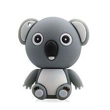 16GB Grey Koala Novelty USB Pen Drive flash memory stick Gift UK