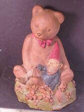 "Tom Clark Gnomes Ben Gnome Teddy Bear 7 1/2"""