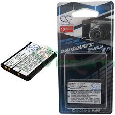 Batteria alta qualità fotocamera ENEL19 X-Longer per NIKON Coolpix S3600 700mAh