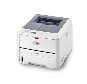OKI B410d B410 A4 Mono Duplex USB Parallel Desktop Laser Printer + Warranty