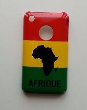 """COQUE """"AFRIQUE""""  POUR  iPhone 3G/3GS  NEUVE"""