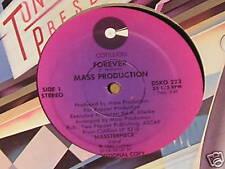 "Mass Production-Forever-ORIG '80 US DJ Disco 12""-NM!"