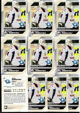 SERGEI BOBROVSKY 10/11 ITG H&P RC Rookie Lot of (10) #10 Blue Jackets Russia