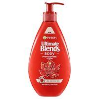 Garnier Ultimate Blends Maple Body Lotion Dry Skin 250ml