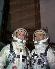 8x10 Print NASA Gemini Titan 4 (GT-4) James McDivitt Ed Whtie Pad 19 1965 #GT4