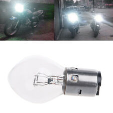 Motorcycle 12V 25W 10A B35 BA20D Headlight Bulb For ATV Moped Scooter Glass