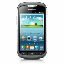 Telephone mobile portable Samsung Xcover 2 GT-S7710 gris/noir débloqué boite