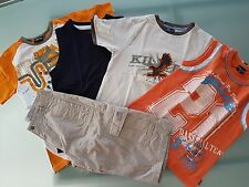 MEGA PAKET - Gr. M 146 - 152 - INSCENE DOMYOS KILLTEC MILLS - SHORTS - T-SHIRT !