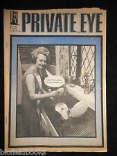 PRIVATE EYE - Vintage Satirical Political Humour Magazine - 17th February 1978