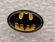 Batman Night Call Sign metal enamel pin badge Superhero DC Comics Gotham City