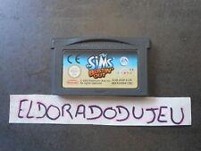ELDORADODUJEU > THE SIMS BUSTIN'OUT Pour NINTENDO GAME BOY ADVANCE GBA EUR