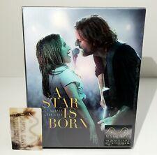 A STAR IS BORN  Blu-ray STEELBOOK [MANTA LAB] LENTICULAR FULLSLIP B #172/800